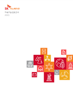 2015 Sustainability Report Cover